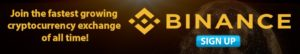 binace crypto